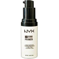HD Studio Photogenic Primer   NYX Cosmetics