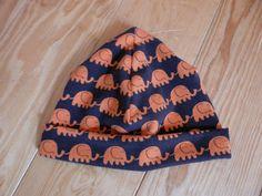 Babymütze Nähanleitung / Sewing pattern baby cap