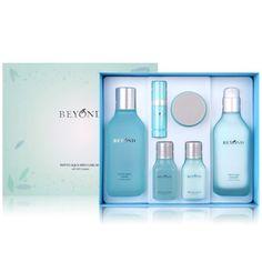 Beyond Phyto Aqua Cream Basic Duo Set Toner150ml+Emulsion 130ml