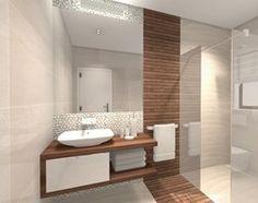 Znalezione obrazy dla zapytania płytki heksagonalne łazienka projekt wizualizacja Laundry In Bathroom, Bathroom Renos, Small Bathroom, Master Bathroom, Bathroom Remodeling, Modern Tv Room, Toilet Design, Bathroom Styling, Interior Design