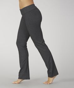 This Marika Heather Dry Wik Yoga Pants by Marika is perfect! #zulilyfinds