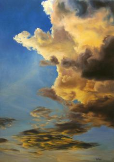 James Van Fossan-Storm clouds