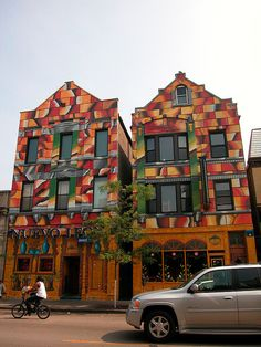 Pilsen, Chicago and its art -- the subject of my M.A. thesis