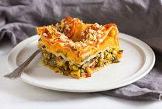 Engine 2 Raise the Roof Sweet Potato Lasagna