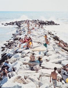 Are you ready for the LAMA Modern Art & Design Auction? May 6, 2012, 12:00 PM PDT  Lot 50: Massimo Vitali Garda Look (Verona, Italy)     http://lamodern.auctionserver.net/view-auctions/catalog/id/8/lot/2922/
