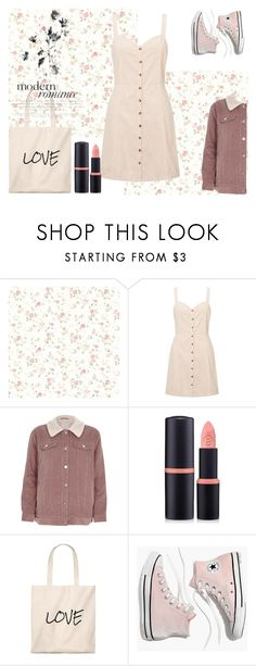 """Spring high-school crushes"" by pandaleka on Polyvore featuring Miss Selfridge, River Island, Forever 21, Madewell and romantic"
