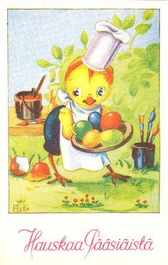 RAMSTEDT DEVADATTA - sulo heinola - Picasa-verkkoalbumit Easter Art, Easter Bunny, Vintage Easter, Ephemera, Bunnies, Board, Holiday, Artist, Painting
