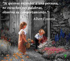 Muy Cierto! Einstein