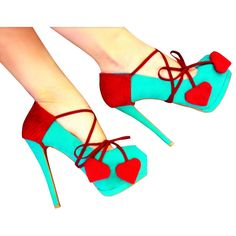 Kul shoe condoms... heart string laces... only $22 to add to any shoe.
