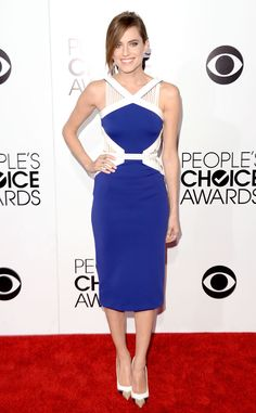Allison Williams from E! Style Collective Blast From the Past: Our Favorite PCA Looks | E! Online