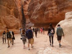 Escursioni Sharm, Da Sharm a Petra