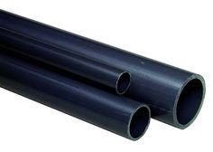 Noget skal dyserne på den jo laves af.  PVC rør, 40mm ø, invendigt.