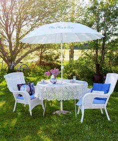 749 best tea lunch in the garden images in 2019 outdoor dining rh pinterest com