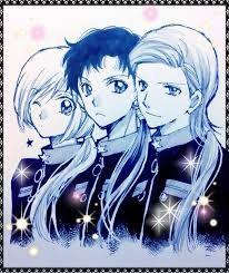 Resultado de imagen para sailor moon starlights manga