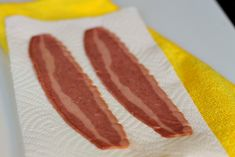 How To Make Turkey Bacon In The Microwave