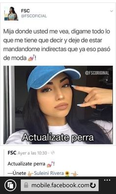 Indirectas buenas Quotes About Haters, Bitch Quotes, True Quotes, Words Quotes, Qoutes, Wtf Funny, Funny Facts, Funny Memes, Frases Bts