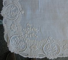 Handkerchief c1850
