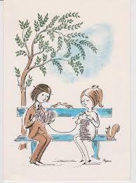 """Résultat de recherche d'images pour """"amoureux de peynet"""""""