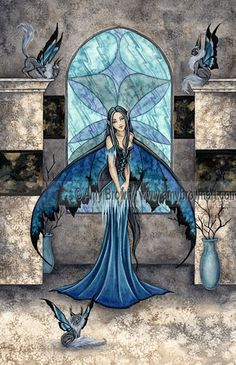 PRINTS-OPEN EDITION - Faeries & Companions - Amy Brown Fairy Art - The Official Gallery