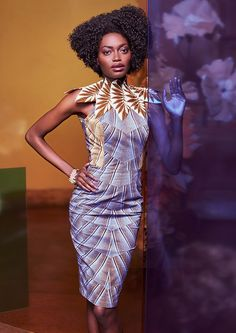 Ghana's Stylista will Inspire The Way You Dress with this Vlisco Collection