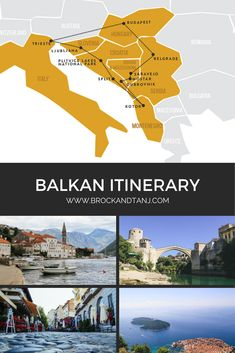 Looking for a possible Balkan itinerary? Here's a sample. Click on the pin to see our great Balkan road trip.