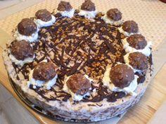 Ferrero Rocher Torte Rezept - [ESSEN UND TRINKEN]
