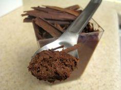 Simple Chocolate Mousse Recipe on Yummly. yummly #recipe