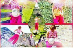 Alpenglühen. Aus der Serie Österreichwerbung. 2016  Fotoserie, Performance, Mixed Media Schobergruppe / Virgental 2016 Nagl ~ Wintersberger  #Andreanagl #Markuswintersberger #Schobergruppe #Hohetauern #Performance #Intervention #Gletschertrübeoderschwebefracht #Naturschutz #Umweltschutz #Umweltverschmutzung #Berg #Alpen #Outdoor #Landschaft #Hügel #Alpenglühen #Österreichwerbung #Heimat #Identität #Rotweissrot #Bergheil #Edelweiss #Bergfex #Brauchtum #Heimatliebe