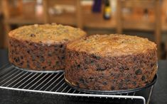 Classic Christmas Cake Recipe - Photo © RFB Photography