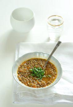 "Greek Lentil Soup-""Fakes"""