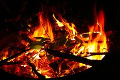 Old-Fashioned Smell #1: Burning Leaves