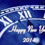 New Year 2015 Countdown Clock Wallpaper