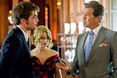 Still of Pierce Brosnan, Emilie de Ravin and Robert Pattinson in Remember Me (2010)