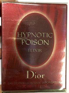 Dior Hypnotic Poison Elixir edp 30 ml. Dior Hypnotic Poison