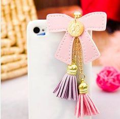velvet fringed leather dust plug pink for $6 Only! Shop Now! for order queries inbox us at https://www.facebook.com/Glamourforgirls or email us at glamourous_girls@hotmail.com
