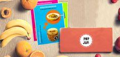 #FattoMultticlique #Branding #Design #Geleiascaseiras #Jam #GeleiasPOPJAM #logo #DiadosPais