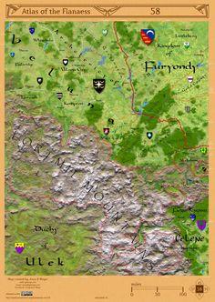 Atlas of Flanaess 58