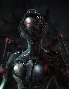 Sci-Fi Art: Stalker - 3D, Sci-fiCoolvibe – Digital Art