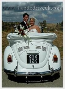 VW Bug Weddings