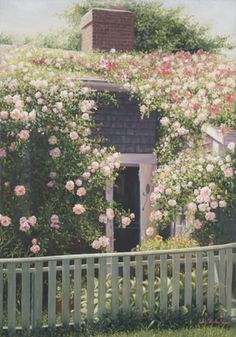 Sconset Cottage #2 - Nantucket We love Gardening. http://www.meinhaushalt.at