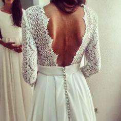 Vestido de Lentejita Moda