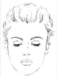 blank face chart - Google Search Stencil Art, Stencils, Fashion Templates, Design Templates, Makeup Drawing, Peace Art, Digital Stamps, Mascara, Face Charts