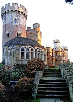 Norman Devises Castle, Wiltshire, UK - built in 1120
