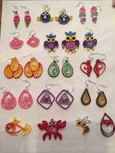 Custom Quilled Designs by Christine