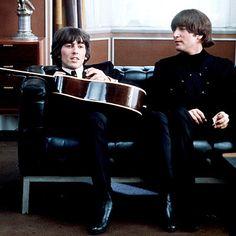 The Beatles on Help movie 1965 R.I.P. LADS