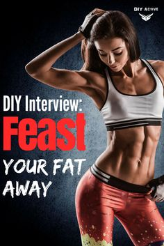 EXCLUSIVE DIY Interview with an all time pro! Nate Miyaki: Feast Your Fat Away with the Half Day Diet #diet #weightloss #nutrition @DIYactiveHQ