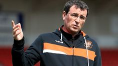 Gary Bowyer has stepped down as Blackpool manager just two days after the first game of the season. Blackpool, Leaves, Football, News, Soccer, Futbol, American Football, Soccer Ball