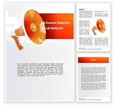 Public Relations Word Template http://www.poweredtemplate.com/word-templates/careers-industry/11033/0/index.html