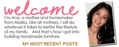 Ana-White.com  Ana gives you free and easy step-by-step instructions on how to build your own furniture.  From Pottery Barn to Ikea, she has it covered, a $1,000 armoire can be made for $100, check it out!