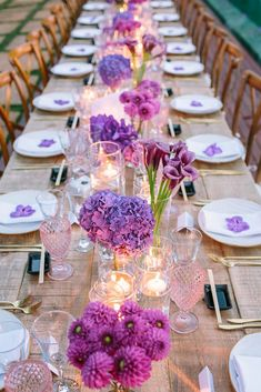 22 best purple table decorations images centerpieces centrepieces rh pinterest com